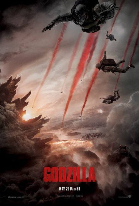 Godzilla (2014) | Top Pinoy Movie | Top Pinoy Movie | Scoop.it