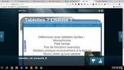 Reel: diffuser vos présentation et recueillez l'avis du public – Le coutelas de Ticeman | François MAGNAN  Formateur Consultant | Scoop.it