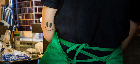 Do You Let Employees Show Their Tattoos? Starbucks Doesn't – But That May Change. | Tattoos & Body Art | Scoop.it