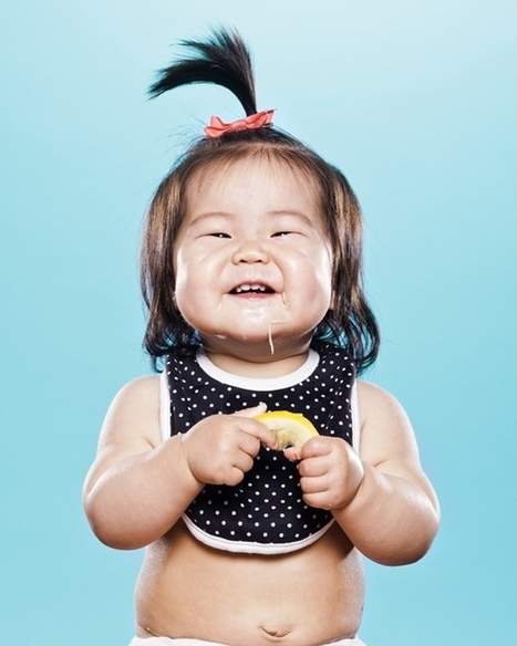 Hilarious photographs of babies sucking lemons for the very first time | Creative Boom | Photography News Journal | Scoop.it