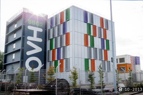 OVH raises €267 million to take on the US cloud giants | Cloud Francais | Scoop.it