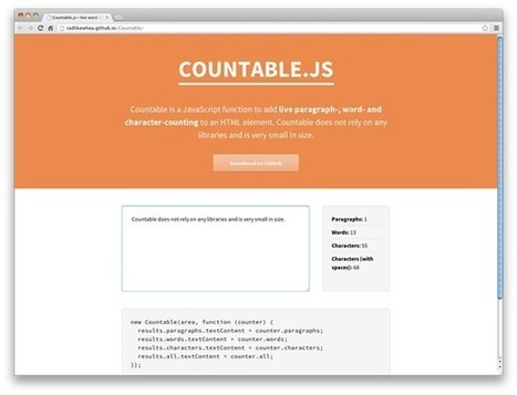 10 JavaScript Tools For Developers To Speed up Their Web Development | Best PSD to HTML | Library Instruction & Technology | Scoop.it