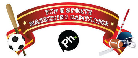 Top 5 Sports & Social Media Marketing Campaigns   Sports & Entertainment Marketing   Scoop.it