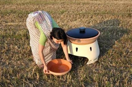 Designer creates solar powered oven to cheaply freshen salt water | The Future of Water & Waste | Scoop.it