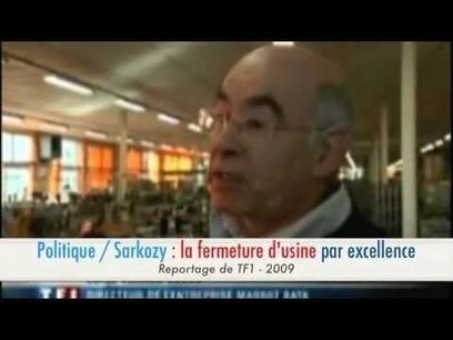 Nicolas Sarkozy va siffler le « Made in Mondialisme » chez Rossignol | fin de l'euro et économie | Scoop.it
