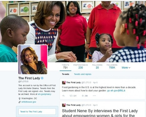Twitter Launches New Profile Pages on the Web | Tools for a Digital Worker | Scoop.it