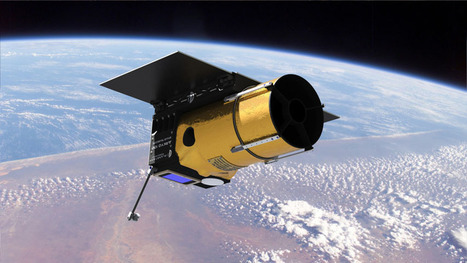 Space telescope crowdfunding campaign launched | Crowdfunding Science | Scoop.it