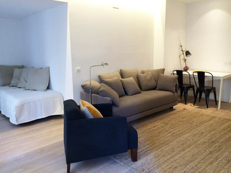 Beautiful furnished apartment for rent in Turo Parc, Barcelona   Barcelona   Scoop.it