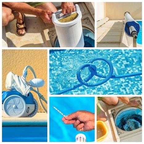 Keep up Maintenance with Pool Leak Detection Service | Apple Pools Pty Ltd | Scoop.it