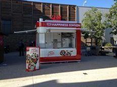 Miko (Unilever) va déployer ses Happiness Station en France | Communication, marketing & agroalimentaire | Scoop.it