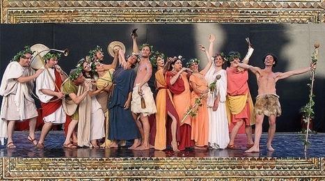 Viaja a un espectáculo escénico de la antigua Roma | Mundo Clásico | Scoop.it