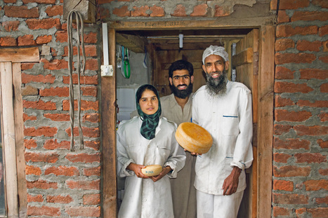 Meet The Cheesemakers Of Kashmir | @FoodMeditations Time | Scoop.it
