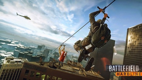 GAME BOQ || GAME REVIEW: BATTLEFIELD HARDLINE | Gaming | Scoop.it