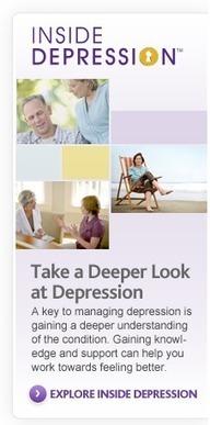 PRISTIQ (desvenlafaxine) | Treatment for Depression | Risk Info | Pharmacy Aspect 1 | Scoop.it