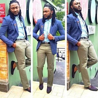 [PHOTO] Uti Nwachukwu chops off his signature dreadlocks.   Tolu Unusual   Locs, Dreadlocks, Natural Hair   Scoop.it