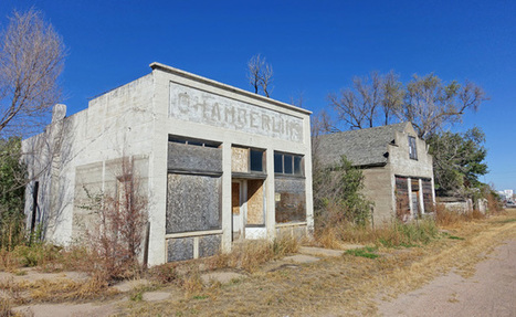 Abandoned Relics of the Past in Roscoe, Nebraska | Modern Ruins | Scoop.it