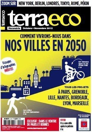 Comment vivrons-nous dans nos villes en 2050 ? - [CDURABLE.info ... | Temps de la ville | Scoop.it