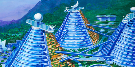 A North Korean Architect's Crazy Visions of the Future | The Blog's Revue by OlivierSC | Scoop.it