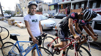 Towson alum pedaling to get a women's version of the Tour de France - Baltimore Sun   Sports   Scoop.it