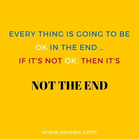 At the end quotes | Free Arabic Quotes | Scoop.it