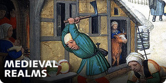 Medieval Realms | British Library | CCW Yr 8 Medieval Europe | Scoop.it