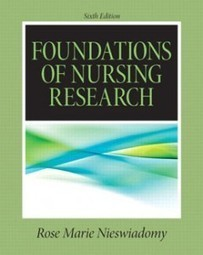 Test Bank For » Test Bank for Foundations in Nursing Research, 6th Edition: Nieswiadomy Download | Test Bank for Nursing and Health Professions | Scoop.it