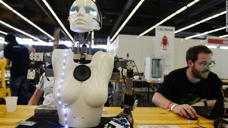 Robots: Lifesavers or Terminators? | Une nouvelle civilisation de Robots | Scoop.it