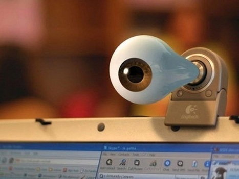 Seguridad y privacidad hoy: Cuidado con la webcam de tu ordenador, te pueden espiar | Uso inteligente de las herramientas TIC | Scoop.it