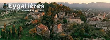 mairie d'eygalieres, site officiel, Eygalieres, alpilles, provence | Provence | Scoop.it
