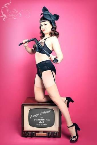 Vive les spectacles qui font du beau et du bien ! | Valentina del Pearls (Le Burlesque Klub) | Scoop.it