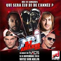 NRJ DJ Awards 2013 : La liste des artistes nominés ! - Cinéma Evous | DJ and Go | Scoop.it