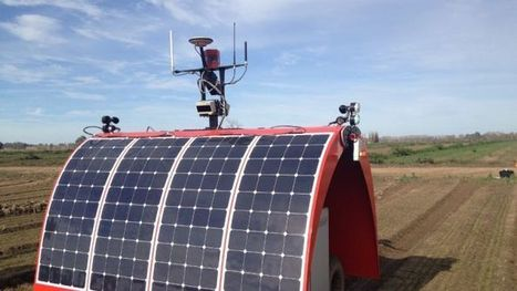 World first farm robot set to revolutionise vegetable farming   leapmind   Scoop.it