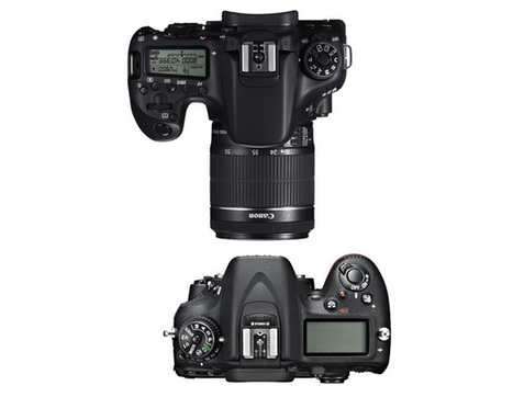 Canon vs Nikon: the DSLR comparison you've been waiting for! | Digital Camera World | Everything Photographic | Scoop.it