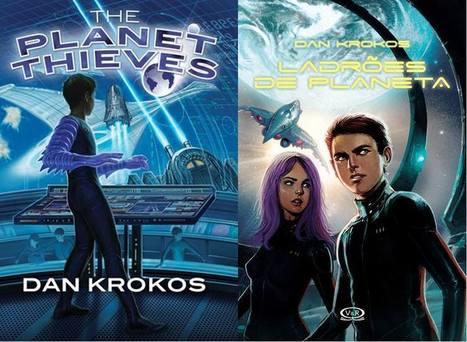 [Resenha] Ladrões de Planeta | Ficção científica literária | Scoop.it