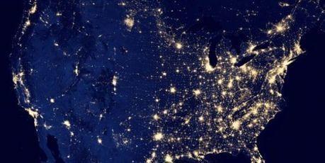 Le gaspillage de gaz brûlé par les compagnies pétrolières vu du ciel | Toxique, soyons vigilant ! | Scoop.it