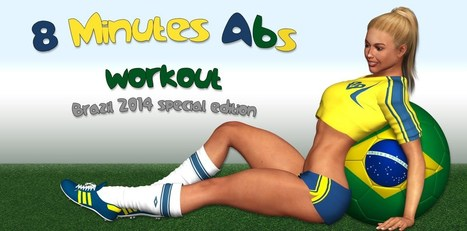 Rutina de hoy: Abdominales - FitnessClub Mujer | Fitnessclub Mujer | Scoop.it