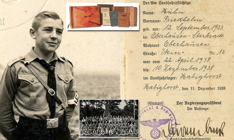 Inside Hitler Youth camps where boys were brainwashed to become Nazis   Nazi Germany   Scoop.it