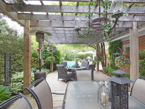 Executive Home With Back Yard Oasis   2374 Bennington Gate, Oakville, ON   Luxury Real Estate Canada   Scoop.it