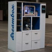 Dreambox is a vending machine with a built-in 3D printer | Digital Trends | 3D PRINTING DEVELOPMENTS | Scoop.it