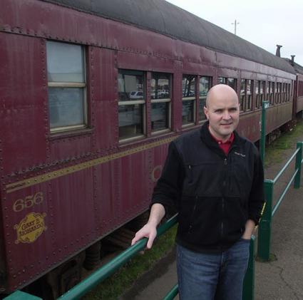 Skunk train needs $300,000 to repair tunnel | Mendocino County Living | Scoop.it