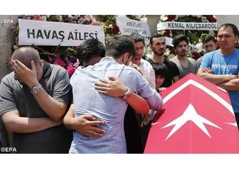 Apoštolský vikár Istanbulu: Modlíme sa za obete atentátu na letisku   Správy Výveska   Scoop.it