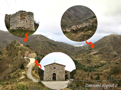 Le Marche dei sentieri meno battuti: L'antica Rocca Leonella | Le Marche un'altra Italia | Scoop.it