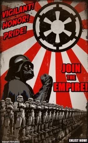 Refus de la construction de l'étoile de la Mort : L'Empire réagit   Love the web   Scoop.it