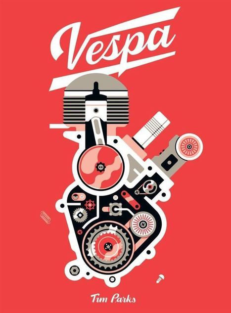VESPA - The New Yorker | Vespa Stories | Scoop.it