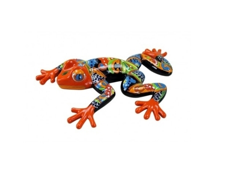 Small Talavera Lucy Frog | Home Decor | Scoop.it