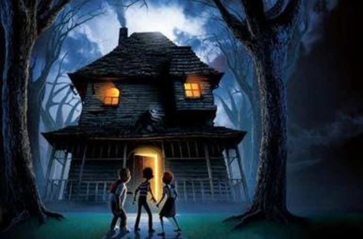 My story about the film 'Monster House' | Machinimania | Scoop.it
