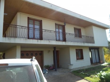 Bon-Encontre : vente maison avec garage et jardin | Immobilier à Agen | Scoop.it