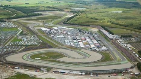 Sensornetwerk op TT Circuit is van de baan | Drenthe | Scoop.it