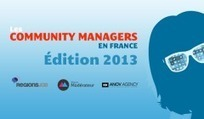 Enquête sur les community managers, édition 2013 | Community Manager, qui es-tu ? | Scoop.it