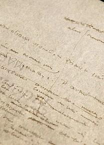 Manoscritti famosi   PaginaUno - Scrivere&Poetare   Scoop.it